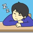 把他给叫醒