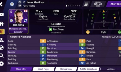 足球经理2021直装版